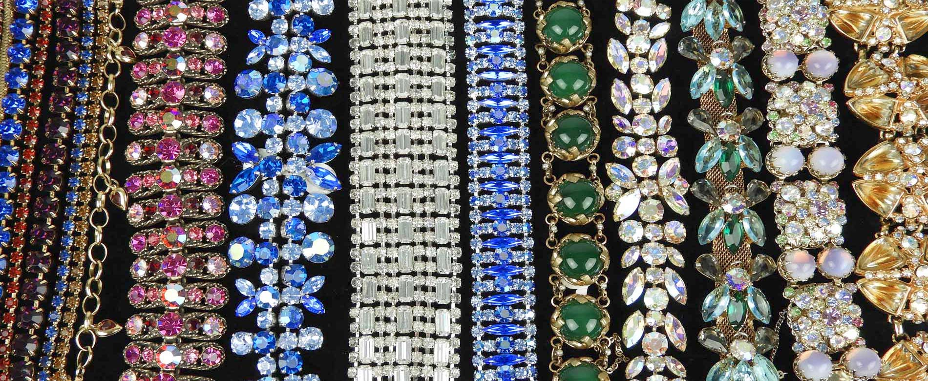 Bring Grandma's costume jewelry and be amazed by its value.